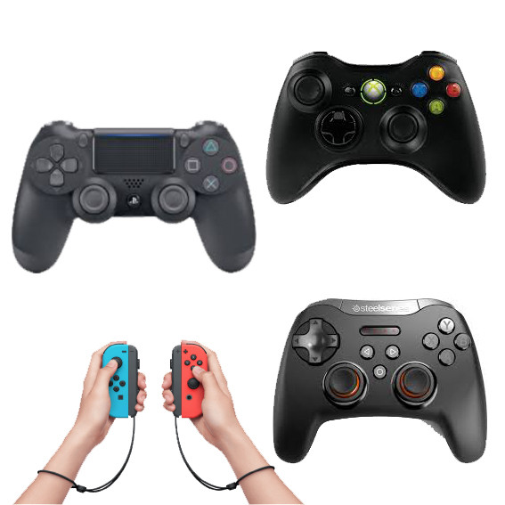 Controllers & besturing